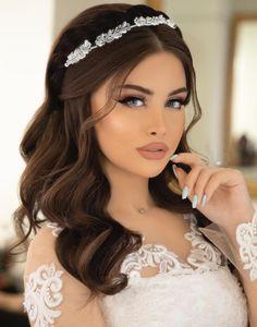 Tiara modelatoare argintie Rebecca My World, Make Up, Band, Instagram, Fashion, Moda, Sash, Fashion Styles, Makeup