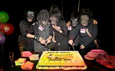 The Guerrilla Girls, After 3 Decades, Still Rattling Art World Cages - The New York Times