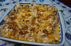 Cozinha da Risonha: FARÓFIAS À SALOMÉ