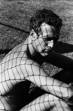 Paul Newman | Photo by Dennis Hopper
