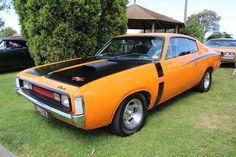 1972 Chrysler Valiant VH Charger RT E38