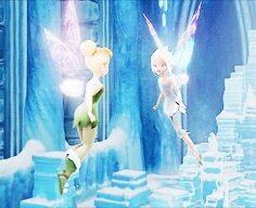 Tinker Bell and the Secret of the Wings: Tinkerbell & Periwinkle