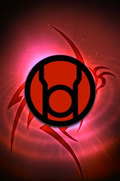 Red Lantern Corps by KalEl7