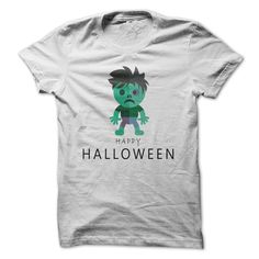 Happy Halloween T-Shirts, Hoodies. BUY IT NOW ==► Funny Tee Shirts