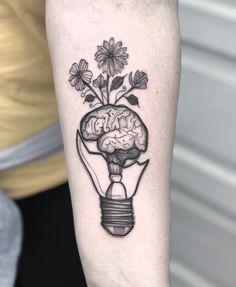 Time Tattoos, Body Art Tattoos, Hand Tattoos, Tattoos For Guys, Tattoos For Women, Tatoos, Brain Tattoo, Dna Tattoo, Piercing Tattoo