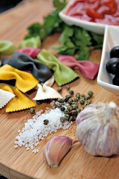 kuchnia włoska jest łatwa i smaczna :D