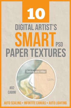 Infinite canvas tiling digital paper templates for Photoshop that add shadow and lighting as you paint High Resolution Paper Texture, Smart Art, Texture Packs, Rage, Digital Art, Surface, Photoshop, Templates, Paint
