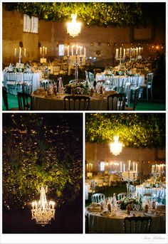 Wedding in The Barn Chateau Le Mas de Montet