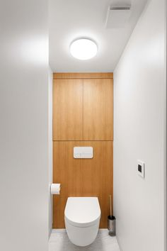 A Compact 33 m² Multifunctional Flat in Moscow by Studio Bazi (Design Milk) Small Bathroom Interior, Small Bathroom Sinks, Bathrooms, Wc Compact, Compact Living, Small Toilet, Tiny Apartments, Modern Staircase, Historic Homes
