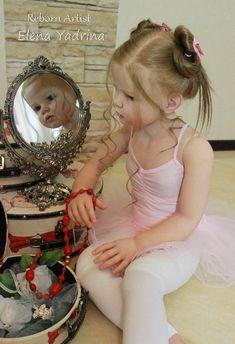 Эва и Анжела. Часть вторая - Балерины. Куклы реборн Елены Ядриной / Куклы Реборн Беби - фото, изготовление своими руками. Reborn Baby doll - оцените мастерство / Бэйбики. Куклы фото. Одежда для кукол Reborn Toddler, Reborn Baby Dolls, Pretty Dolls, Beautiful Dolls, Real Life Baby Dolls, Baby Pop, Realistic Baby Dolls, Lifelike Dolls, Silicone Dolls