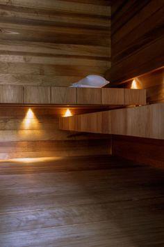 The sauna on valmis!
