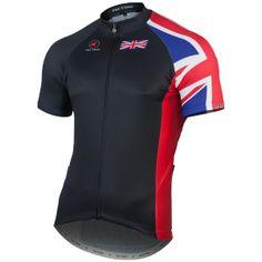 2012 Summer Games - Men's Designer Cycling Jersey - Great Britain