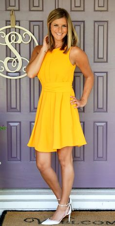 May Stitch Fix - Adelyn Rae Taliya Dress @erinschrader