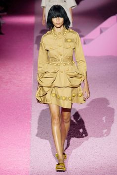 Marc Jacobs S/S 15 RTW - NY Fashion Week NYFW