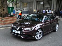 Audi A3 Saloon Sport