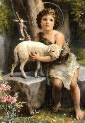 December 5-7: The Birth of John the Baptist Foretold {Luke 1:5-24}