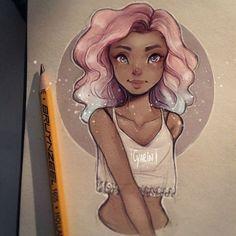 art by Cyarin (Laura) #art #doodle #illustration #sketch #drawing…