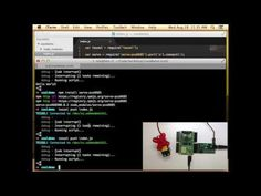 Tessel Preview: Pushing code, servos, and UDP