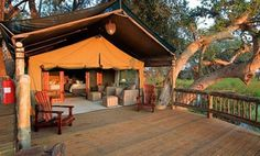 Walking Chief's Island, Okavango Delta, Botswana - Africa Geographic Tent Camping, Glamping, Audley Travel, Vintage Safari, Game Lodge, Okavango Delta, Port Elizabeth, Victoria Falls, Cabins In The Woods