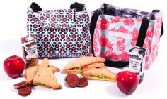 Lunch Bag Free Sewing Pattern | sewingdistrict.com