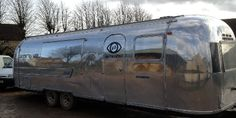 1978 30ft Airstream with serving hatch