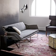 Origami Upholstered Sofa