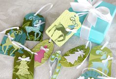 Cricut gift tags