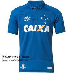Primera camiseta de tailandia Cruzeiro 2016 2017 8cf39cc4e6b11