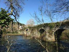 Rio Ulla Ponte Ledesma Spain, Places To Visit, Facebook, Historia, Water, Green, Sevilla Spain, Spanish