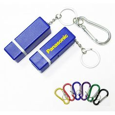 Customized flashlight keychain strikes with its unique design and functionality as a light source and keychain.    #CustomFlashlightKeychains #Gifts #CustomKeychains