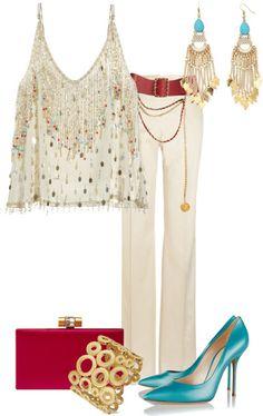Outfits de Moda ...Me Tomo Cinco Minutos: CHIC