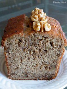 Bread Recipes, Baking Recipes, Healthy Recipes, Patisserie Vegan, Gateaux Vegan, Muffins, Sweet Bread, Banana Bread, Brunch