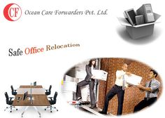 For swift and safe office relocation services call professionals from Ocean Care.