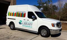 St. Charles Parish (La.) Library bookmobile.