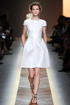 Valentino Spring 2012 RTW - The Cut