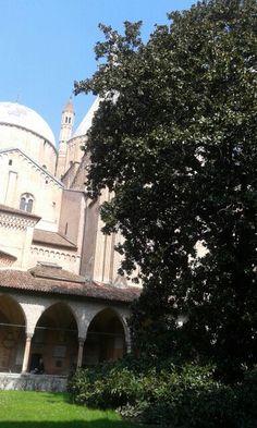 20.2.2016 Chiosco Basilica del Santo Padova
