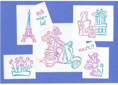 Paris in the Spring (2004 Spring Mini Catalog)