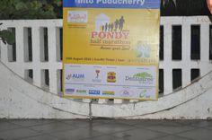 GIRI Participated Marathon Event in Pondicherry
