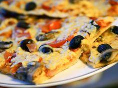 Kylmäkohotettu pizzapohja