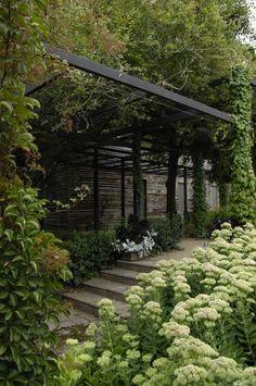 65 Best Ideas For Garden Architecture Landscape Outdoor Dream Garden, Home And Garden, Garden Modern, Porches, Australian Garden, Modern Pergola, Garden Architecture, Pergola Designs, Garden Structures