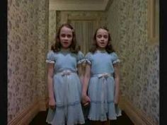 Stanley Kubrick tributes - These Stanley Kubrick tributes prove how beloved this iconic director remains. From creating The Shining to bringing Lolita to life, this talente. Horror Movies On Netflix, Best Horror Movies, Classic Horror Movies, Scary Movies, Great Movies, The Shining Scene, The Shining Twins, Insomnia In Children, The Shining