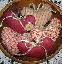 Valentine Heart Ornies