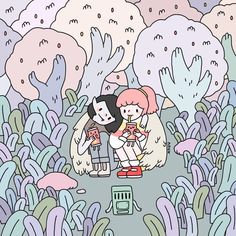 Shared by TaniaAndrushchenko. Find images and videos about adventure time, marceline and bmo on We Heart It - the app to get lost in what you love. Adventure Time Wallpaper, Adventure Time Art, Adventure Time Princesses, Pretty Art, Cute Art, Princesse Chewing-gum, Abenteuerzeit Mit Finn Und Jake, Marceline And Princess Bubblegum, Character Art