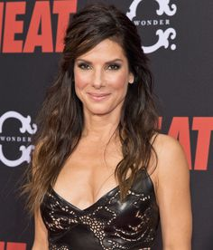 Sandra Bullock's Red Carpet Hair Style May Be the New Thing