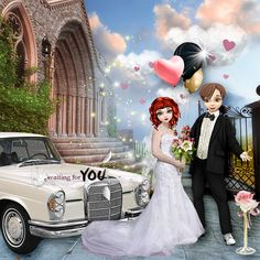 Photoshop, Kit, Layout, Love, Wedding, Close Up, Amor, Mariage, Page Layout