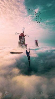 Dreamland IPhone Wallpaper