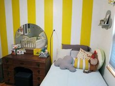 Søren's Sunny With a Chance of Smiles Nursery