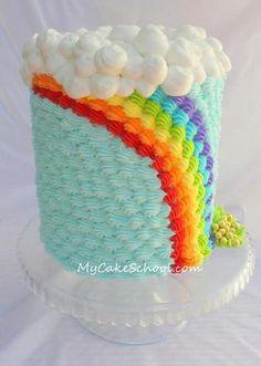 Rainbow dash for smash cake session
