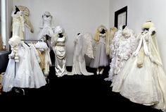 royale collectei witte jurken/ bruidsjurken van Something Extra