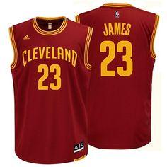 Camiseta Cleveland Lebron James www.encesta3.com